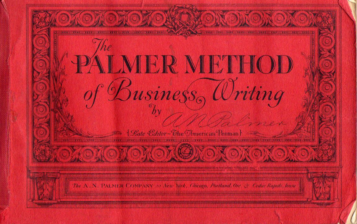 The Palmer Method of Business Writing (Download Gratuito ...